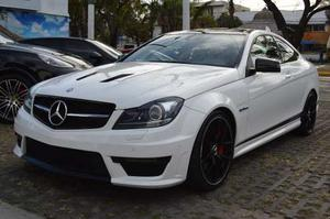 Mercedes Benz Clase C Amg Coupe 507 Edition