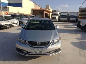 Honda Civic  Lx 5vel Cd A/a B/a Excelente!