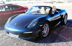 Porsche Boxster 2.7 Cabriolet Pdk 7v At
