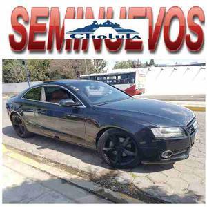 Audi A5 Coupe 3.2l  Negro