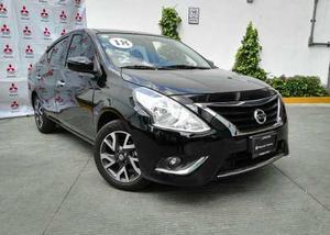 Nissan Versa  Exclusive Navi T/a Piel Garantía De