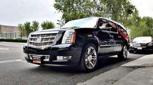 Cadillac Escalade Esv Platinum  Blindada Nivel 2