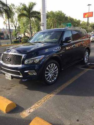 Infiniti Qxl Perfection 7 Pasajeros At