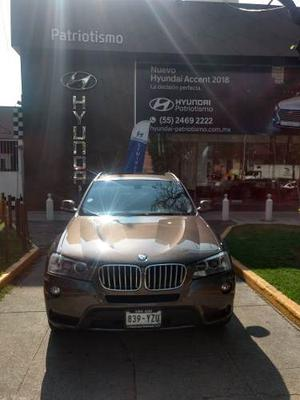 Bmw X3 2.0 Xdrive 28i Top Line. At