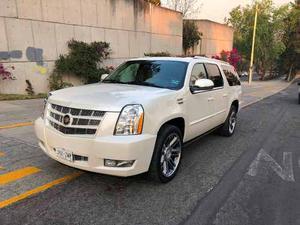 Cadillac Escalade  Esv Larga 6.2 Platinum Qc Dvd R-22