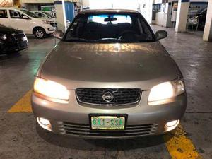 Nissan Sentra Gxe L1 5vel Aa Ee Mt