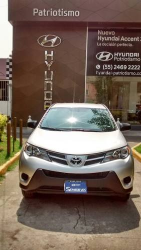 Toyota Rav4 2.5 Le L4 Awd At