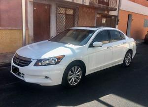 Honda Accord 3.5 Ex Sedan V6 Piel Abs Qc Cd Mt