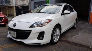 Mazda 3 2.5 S Qc Automatico - Un Dueño