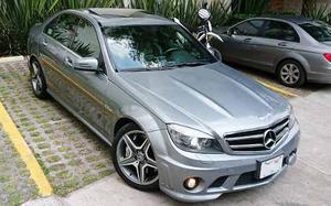 Mercedes Benz Clase C63 Amg 6.2 V