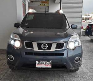 Nissan X-trail Blue Edition  Semi Nueva