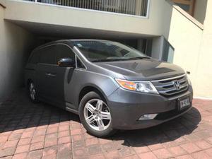 Honda Odyssey 3.5 Touring Minivan Piel Cd Qc Dvd At