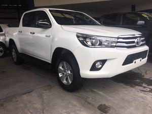 Toyota Hilux 2.8 Cabina Doble Diesel 4x, Automatica