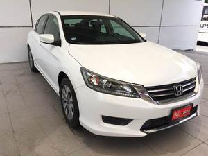 Honda Accord 2.4 Lx _sedan At