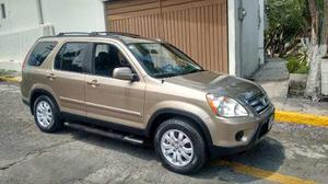 Honda Cr-v Exl 4x4 4wd Factura Agencia Impecable Estado