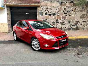 Impecable Ford Focus Sel At  Fac Original
