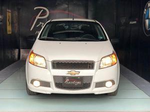 Chevrolet Aveo Ltz 1.6 D Año: