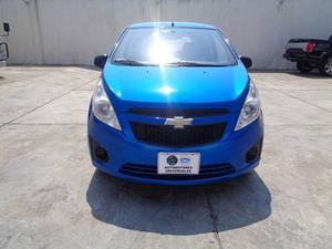 Chevrolet Spark B 5vel Aa Mt  Blue Web