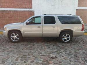 Chevrolet Suburban Piel Aa Dvd At