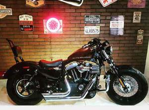 Harley Davidson Forty Eigth Nacional Equipada