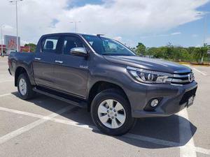 Toyota Hilux Diesel 4x4 Aut  (no Cambios)