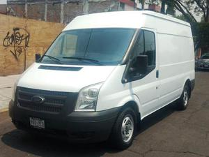 Transit Van Larga  Turbo Diesel Estandar Aire Estereo