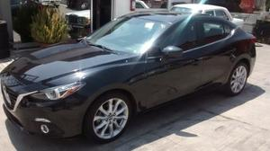 Mazda Mazda 3 2.5 Sedan S Grand Touring L4. At