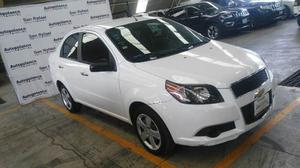 Chevrolet Aveo Lt  Impecable¡¡¡