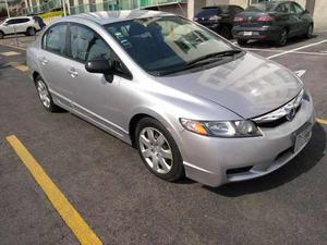 Honda Civic 1.8 Lx At  Plata