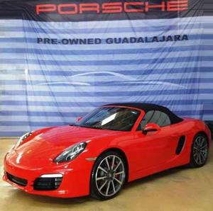 Porsche Boxster  S Convertible H6/3.4 Pdk