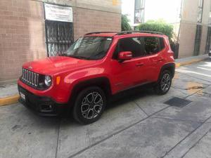 Jeep Renegado Renegade Latitude