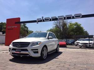 Mercedes Benz Clase M 4.7 Ml 500 Cgi Biturbo Mt