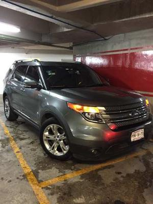 Oportunidad Ford Explorer 4.0 Limited V6 Sync 4x2 Mt