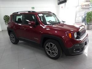 Jeep Renegade  Lattitude Nueva Somos Agencia