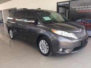 Toyota Sienna 3.5 Limited V6/ At