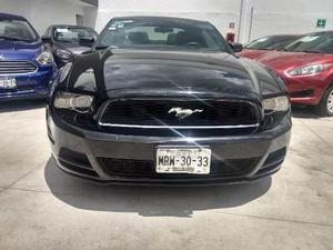 Ford Mustang p Coupe Lujo V6 3.7l Aut