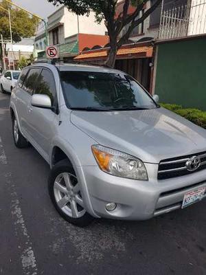 Toyota Rav4 Vagoneta Limited Piel Qc 4x4 Mt