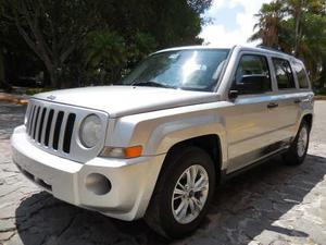 Jeep Patriot  Sport Jeep Patriot Sport Jeep 4 Cyl Patrio