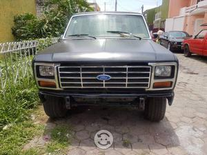 Ford Bronco clasica 4x4