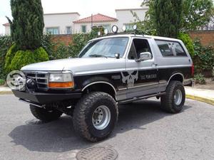 Bronco XLT 4x4