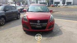 Suzuki Swift Sport TM