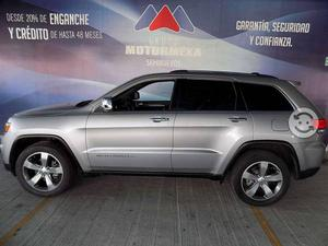 Jeep grand cherokee limited lujo