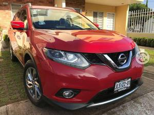 X-Trail Exclusive 2 Row, 1 dueño