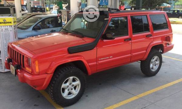 Jeep Cherokee Sport 4x4 Limited