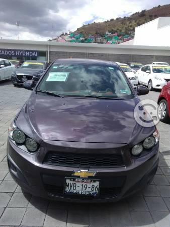 Chevrolet Sonic Lt Tm