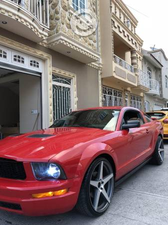 Mustang impecable
