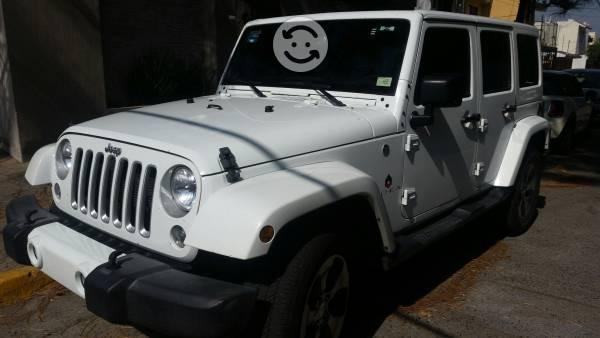 Jeep 4x4 unico dueño