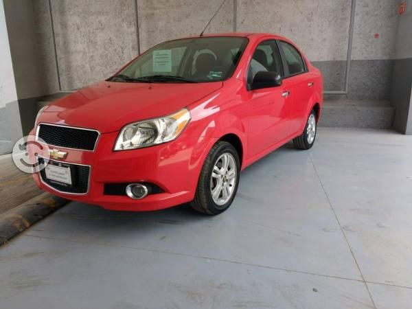 Chevrolet Aveo  LTZ Automatico/Bluetooth/B...