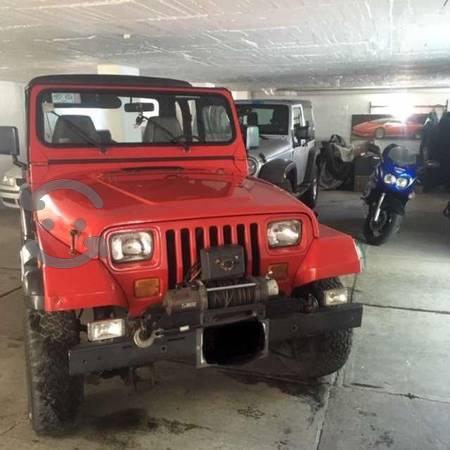 Jeep yj mod 94 original perfecto estado