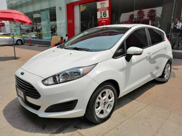 Ford Fiesta 4p SE L4/1.6 Aut sin QC